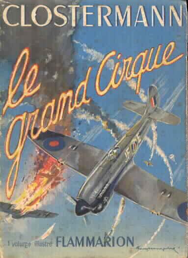 "Le Grand Cirque ""Pierre Closterman"" Liv087am"